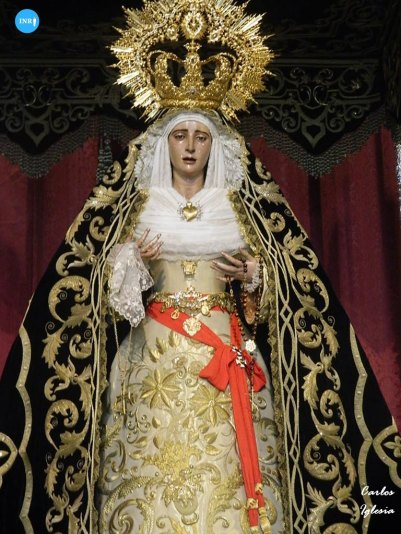 Veneración a la Virgen de los Dolores del Cerro // Carlos Iglesia