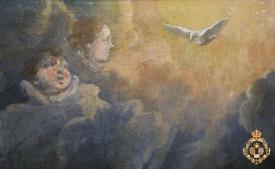 Pinturas de la capilla de los Servitas