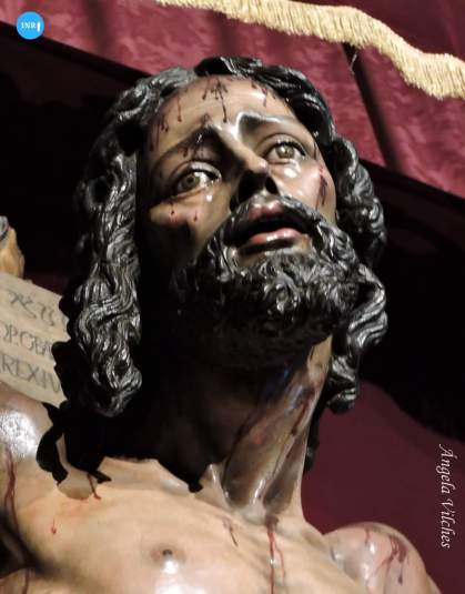 Veneración al Cristo de la Sed // Ángela Vilches
