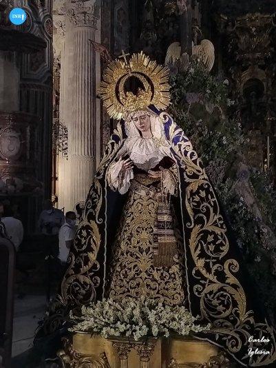 Veneración del Cristo del Amor y la Virgen del Socorro // Carlos Iglesia