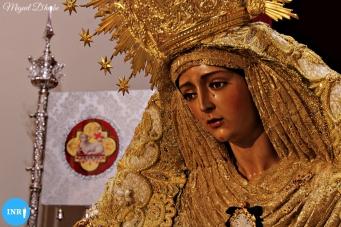 Veneración de la Virgen de las Maravillas //Miguel D'herbe