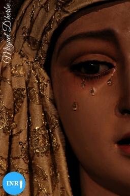 Veneración a la Virgen de los Dolores de San José Obrero // Miguel D'herbe