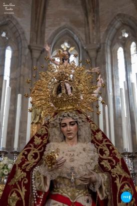 Veneración de la Virgen de la Aurora de la Resurrección // Jesús Elías