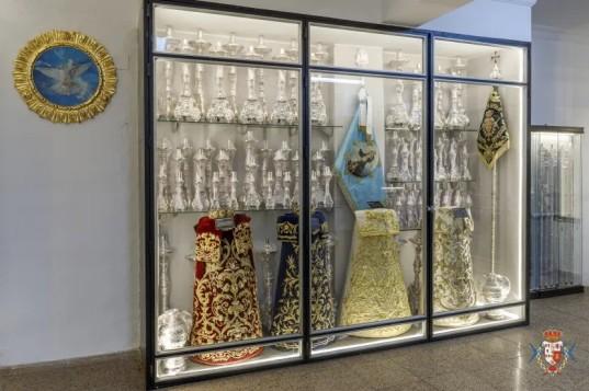 Sala de exposiciones de la Trinidad