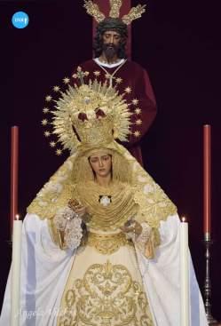Veneración de la Virgen de las Maravillas // Ángela Vilches