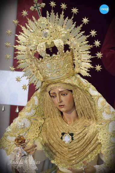 Veneración de la Virgen de las Maravillas // Ángela Vilchesde la Virgen de las Maravillas // Ángela Vilches