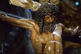 Veneración del Cristo del Amor y la Virgen del Socorro // Ángela Vilches