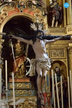 Función del Cristo de la Exaltación y la Virgen de las Lágrimas de la Exaltación // Ángela Vilches