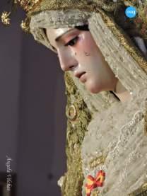 Veneración de la Virgen de los Dolores de la Sacramental de Camas // Ángela Vilches