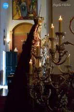 Veneración a la Virgen de los Dolores de San José Obrero // Ángela Vilches