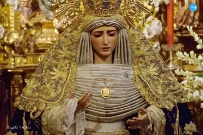 Veneración a la Virgen del Dulce Nombre // Ángela Vilches
