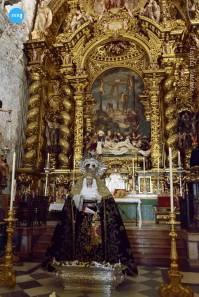 Veneración a la Virgen del Mayor Dolor de las Aguas // Ángela Vilches