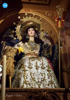 Pastora de Triana // Ángela Vilches