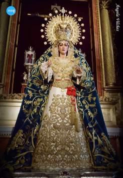 Veneración de la Virgen de Consolación de la Sed // Ángela Vilches