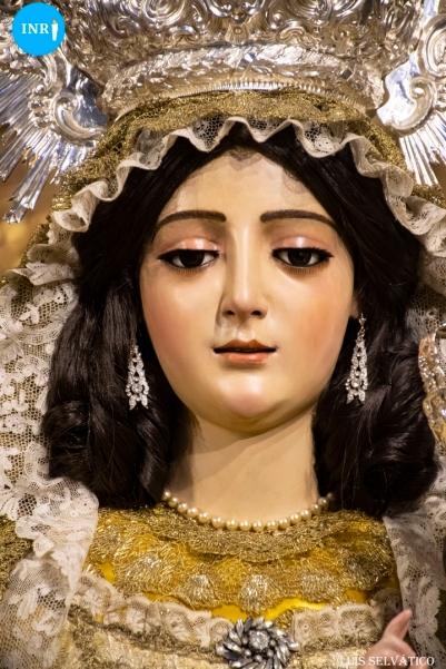 Veneración a la Virgen de la Esperanza Divina Enfermera de la Lanzada // Luis Selvático