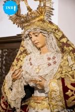 Veneración a la Virgen de Regla de los Panaderos // Luis Selvático