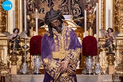 Veneración al Señor del Gran Poder // Luis Selvático