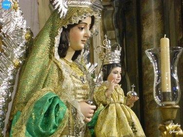Veneración a la Virgen de la Esperanza Divina Enfermera de la Lanzada // Carlos Iglesia