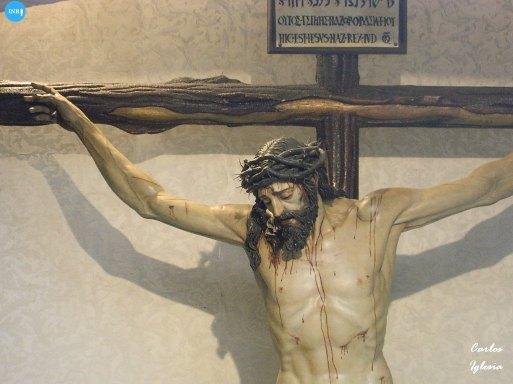 Cristo de Paz y Misericordia de Rochalambert // Carlos Iglesia