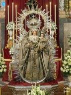 Veneración a la Virgen del Rosario de Montserrat // Carlos Iglesia