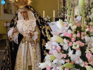 Veneración de la Virgen del Rosario de la Milagrosa // Carlos Iglesia