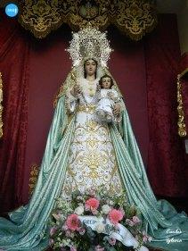 Veneración a la Virgen del Rosario de San Jerónimo // Carlos Iglesia