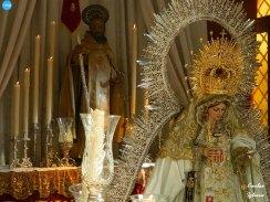 Veneración a la Virgen de las Mercedes de la Puerta Real // Carlos Iglesia