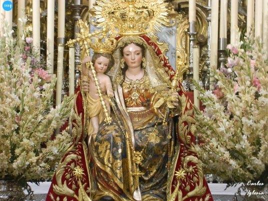 Veneración a la Virgen del Rosario de los Humeros // Carlos Iglesia