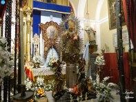 Veneración a la Virgen del Pilar // Carlos Iglesia