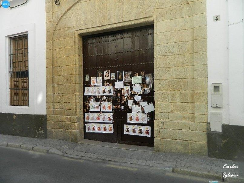 Convento de Santa Ángela de la Cruz en la pandemia // Carlos Iglesia