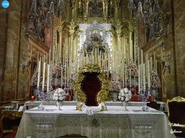 Triduo de la Virgen del Rosario de la Macarena // Carlos Iglesia