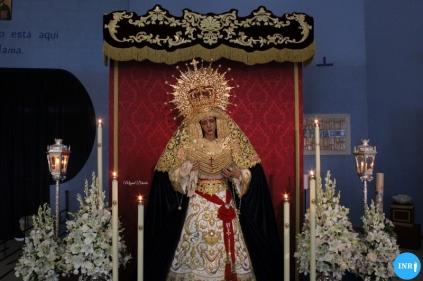 Veneración de la Virgen del Amor de Pino Montano // Miguel D'herbe