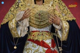 Veneración de la Virgen del Amor de Pino Montano // Benito Álvarez