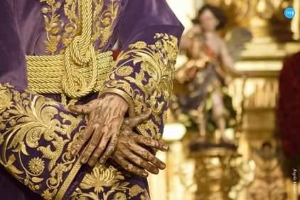Veneración al Señor del Gran Poder // Ángela Vilches
