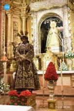 Veneración al Señor e la Sentencia de la Macarena // Ángela Vilches