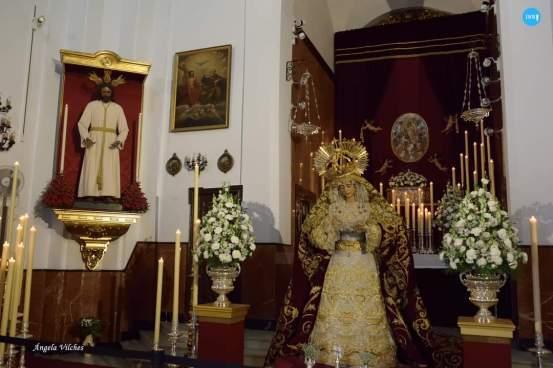 Veneración a la Virgen de Regla de los Panaderos // Ángela Vilches