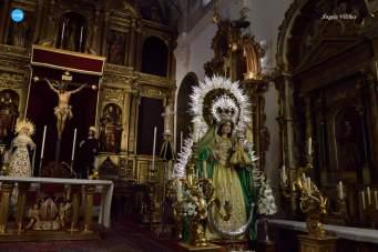 Veneración a la Virgen de la Esperanza Divina Enfermera de la Lanzada // Ángela Vilches