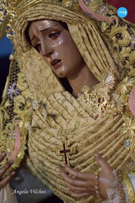 Veneración de la Virgen del Amor de Pino Montano // Ángela Vilches