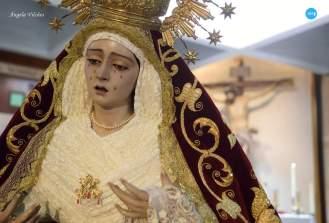 Virgen de la Misericordia de Paz y Misericordia de Rochalambert // Ángela Vilches