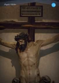 Cristo de Paz y Misericordia de Rochalambert // Ángela Vilches