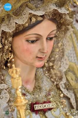 Veneración a la Virgen de las Mercedes de la Puerta Real // Ángela Vilches
