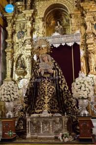 Veneración de la Virgen del Rosario de Monte-Sión // Ángela Vilches