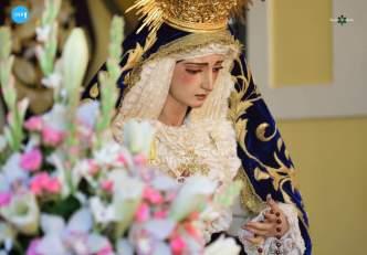 Veneración de la Virgen del Rosario de la Milagrosa // Ángela Vilches