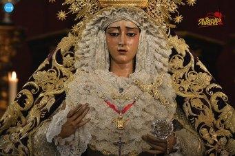 Veneración de la Virgen de la Caridad del Baratillo // Benito Álvarez