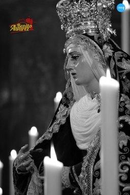 Veneración de la Virgen de la Presentación del Calvario // Benito Álvarez