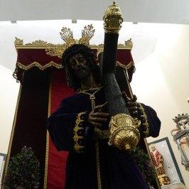 Veneración del Señor de la Bondad del Carmen de San Leandro // Carlos Iglesia