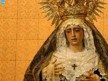 Virgen de la Amargura // Carlos Iglesia