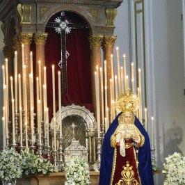 Veneración a la Virgen del Amparo de la Misión // Carlos Iglesia