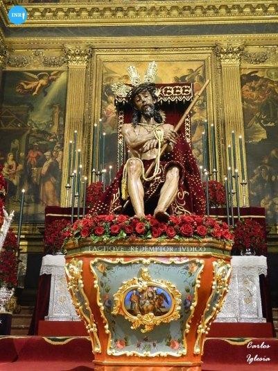 Veneración al Cristo de la Coronación de Espinas del Valle // Carlos Iglesia