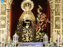 Función de la coronación de la Amargura // Carlos Iglesia